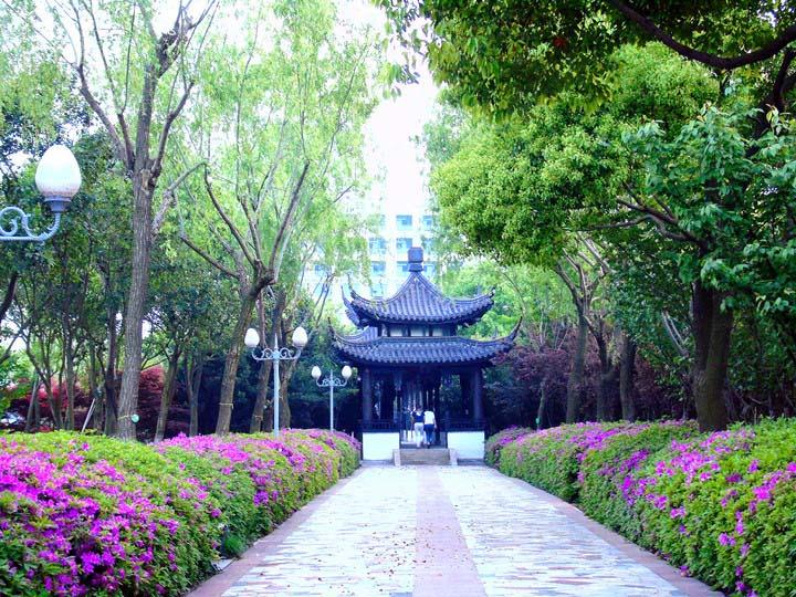 宜兴风采——美丽的宜园风景区